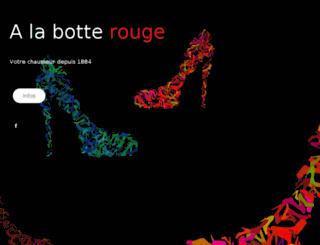alabotterouge.fr screenshot