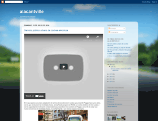 alacantville.blogspot.com screenshot