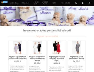 alacigale-brodeuse.com screenshot
