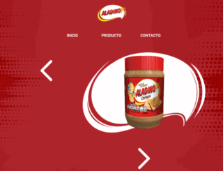 aladino.com.mx screenshot