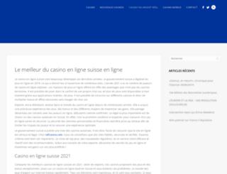 alainlamassoure.eu screenshot