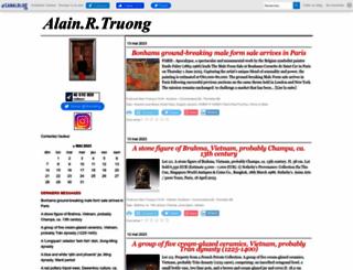 alaintruong.canalblog.com screenshot