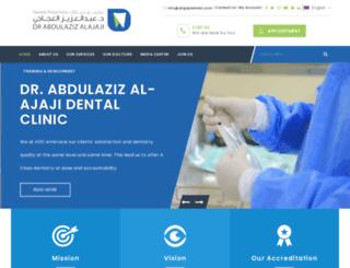 alajajidental.com screenshot