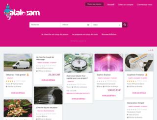 alakazam.ch screenshot