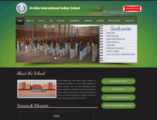 alaliaschool.com screenshot