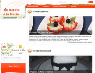 alamaria.ro screenshot