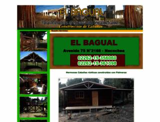 alambradoselbagual.com.ar screenshot