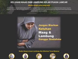 alami-herbal.com screenshot