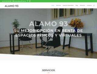 alamo93.com.mx screenshot