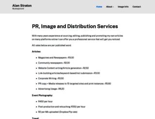 alan.straton.org.za screenshot