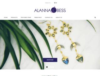 alannabess.com screenshot
