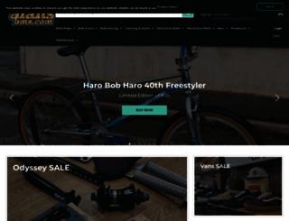 alansbmx.com screenshot