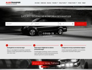 alantransfer.com screenshot
