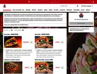 alanya-kebab.cz screenshot