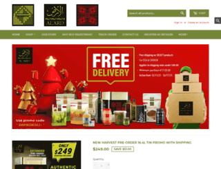 alardproducts.com screenshot