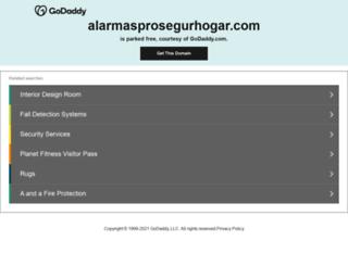 alarmasprosegurhogar.com screenshot