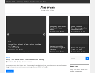 alasayvan.net screenshot