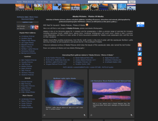 alaska-in-pictures.com screenshot