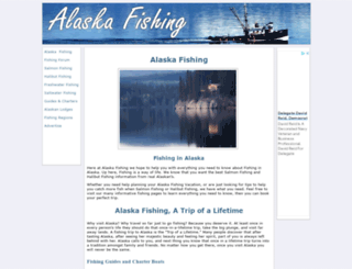 alaskafishingak.com screenshot