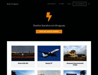 alasuruguay.com.uy screenshot