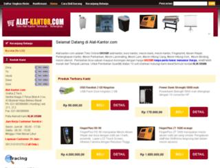 alat-kantor.com screenshot