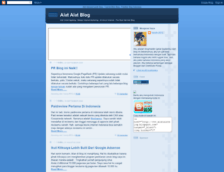 alatalatblog.blogspot.com screenshot
