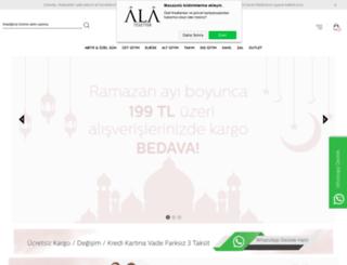 alatesettur.com screenshot