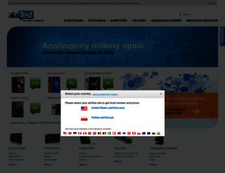 alatest.pl screenshot