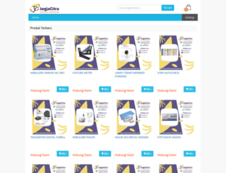 alatkesehatanmedis.com screenshot