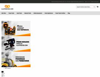 alatproyek.com screenshot