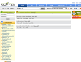 alatrea.com screenshot