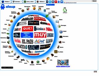 alaup.com screenshot