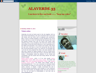 alaverde33.blogspot.nl screenshot