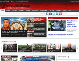 alb365.info screenshot