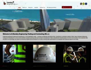 albandaryeng.com screenshot