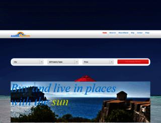 albania-vacation.com screenshot