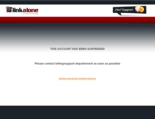 albaniaholidayhomes.com screenshot