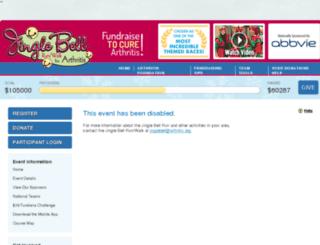 albanyjbr.kintera.org screenshot