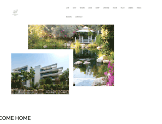 albarari.com screenshot
