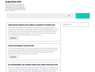 albatros-torrent.info screenshot
