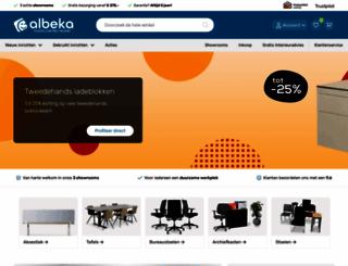 albeka.nl screenshot