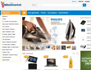 albenimarket.com screenshot