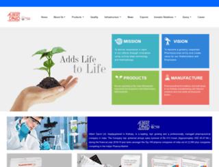 albertdavidindia.com screenshot