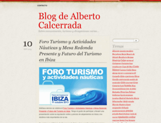 albertocalcerrada.wordpress.com screenshot