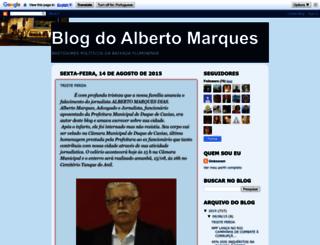 albertomarques.blogspot.com.br screenshot