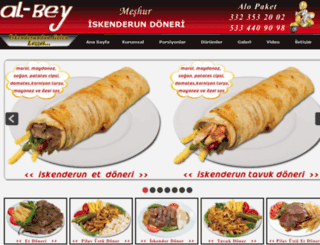 albeydoner.com screenshot