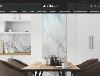 albico.ru screenshot