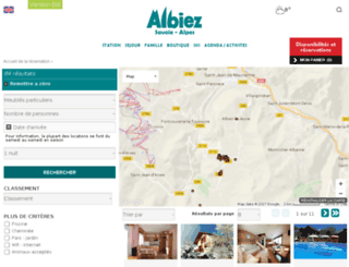 albiez.for-system.com screenshot