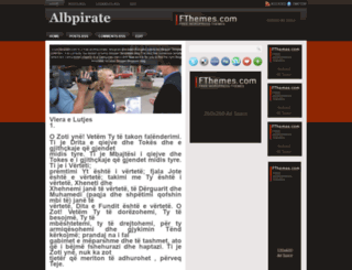 albpirate.blogspot.com screenshot