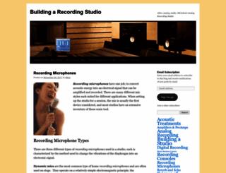 albroanalogaudio.wordpress.com screenshot